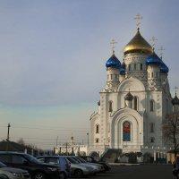 Храм в Лисках :: Георгий Шелест