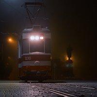 Ночь Туман :: Ардалион Иволгин