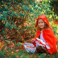 Красная Шапочка :: АпельСИН Фотостудия