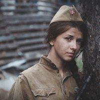 Хотя война ставит, быть может, целью спокойствие, но она несомненное зло :: Фирдавс Азизов