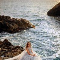 Море,Ялта :: Оксана Сердюкова