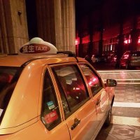 Ночное такси :: Tatiana Belyatskaya