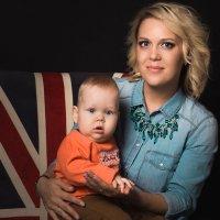 Мама и малыш :: Игорь Кошляев