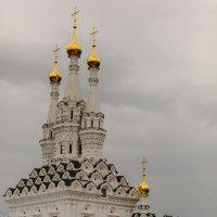 Церковь в Вязьме :: Владислав Лопатов