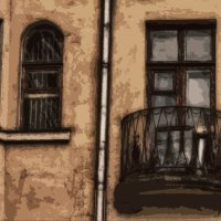 Балкон :: Александр