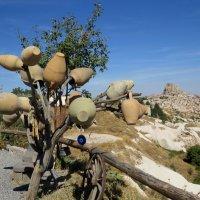 Дерево с горшками :: Маргарита