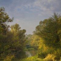 У старой плотины :: Сергей Раннев