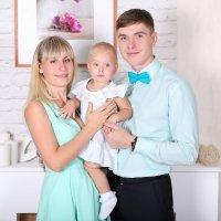 Моя семья :: Юрий Лобачев