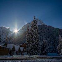 Ускользающее солнце :: Александр Комарских