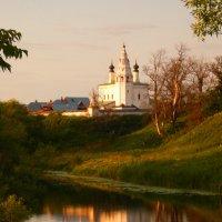 Александровский монастырь (Суздаль) :: Galina Belugina