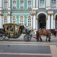 Прогулка по Питеру :: Валерий Пегушев
