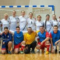 женская сборная России по мини-футболу в Рузе :: Андрей Куприянов