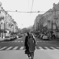 В пути :: Оксана Демидова