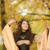 ...королева осени :: Elena Tatarko (фотограф)