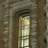 Окно храма... :: Маера Урусова