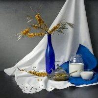 Молоко с мёдом :: Ольга Русецкая