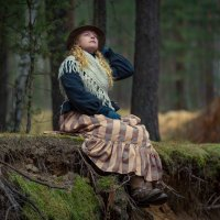 в лесу!) :: Михаил Кузнецов