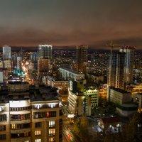 Ночной Новосибирск :: Екатерина Короткова