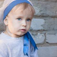 Серьёзное детство :: Ева Олерских