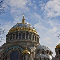 Купола Морского Никольского собора. :: ТАТЬЯНА (tatik)