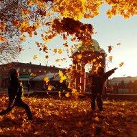 Осінь - це сни листопада...  Україна м. Ромни :: Сергій Панченко