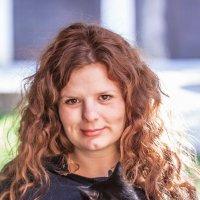 Портрет жены придворного кузнеца :: Юрий Вайсенблюм