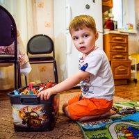 Любимые игрушки :: Денис Красненко