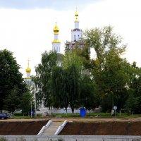 На берегу Оки. :: Борис Митрохин