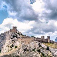 Генуэзская крепость. (Крым) :: Demian