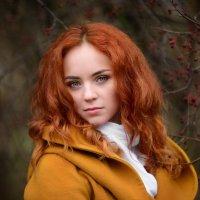 Осенний портрет :: Ludmila Zinovina