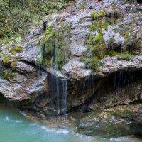 Нежный водопад :: Игорь Гарагуля