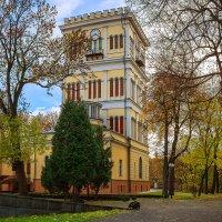 Башня с часами :: Сергей Соболев