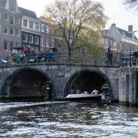 Мосты Амстердама :: Witalij Loewin