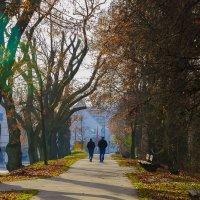 Осень на двоих :: Waldemar .