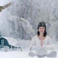 «Хочу тебя и первый снег...» :: vitalsi Зайцев