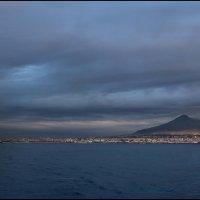Легендарный вулкан Везувий. :: Leonid Korenfeld