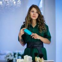 подготовка к фотосъемке :: Эльмира Суворова