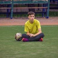 Футболист :: Антон Бердников
