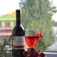 Вино и виноград. :: Anna Gornostayeva
