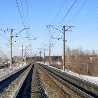 Дороги , ведущие в Новосибирск. :: Мила Бовкун
