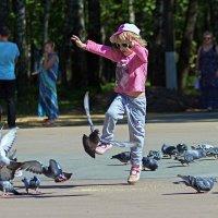 Почему дети не летают... :: Анатолий Круглов