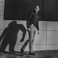 Black and white :: Евгения Комиссарова