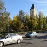 Колокольня церкви Девы Марии :: Ирина Румянцева