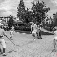 Когда-то, где-то, но было лето... :: Сергей В. Комаров