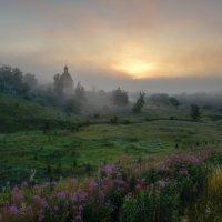 Рассвет на Красивой Мечи :: Елена Решетникова