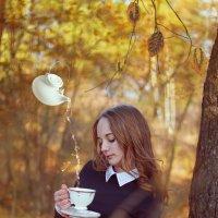 Волшебное чаепитие :: Ирина Kачевская