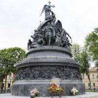 """Памятник """"Тысячелетие России"""" :: Виктор Орехов"""
