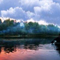 Рыбак :: Лариса Коломиец