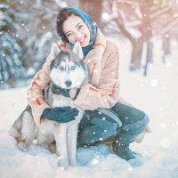 Зима ... :: АЛЕКСЕЙ ФЕДОРИН