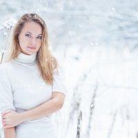Зима, портрет :: Дмитрий Белозеров